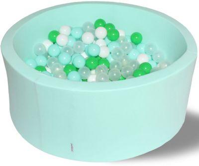 Сухой игровой бассейн Hotenok  Эко  40 см, 200 шариков, артикул:9633754 - Детская площадка