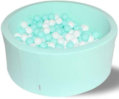 Сухой игровой бассейн Hotenok  Морской прилив  40 см, 200 шариков, артикул:9633820 - Детская площадка