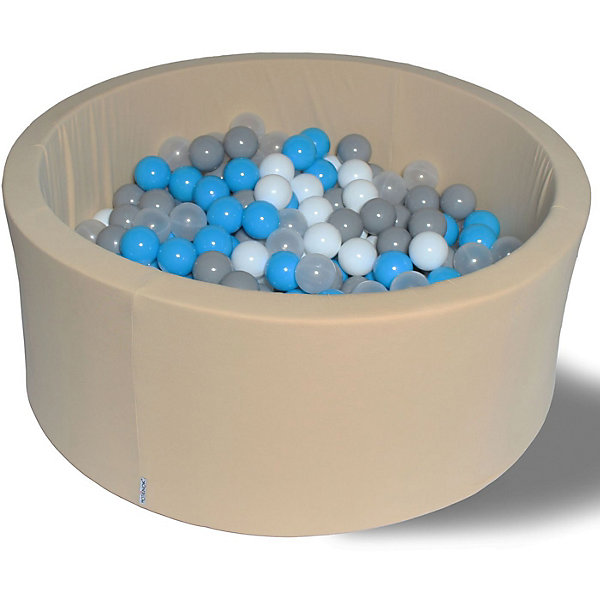 Hotenok Сухой бассейн Hotenok Брызги на песке 40 см, 200 шариков