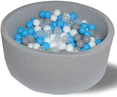 Сухой игровой бассейн Hotenok  Небеса  40 см, 200 шариков, артикул:9633884 - Детская площадка