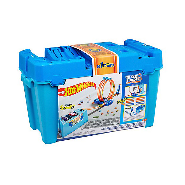 Конструктор трасс Hot Wheels Супер петля Двойная петляАвтотреки<br>Характеристики:<br><br>• возраст: от 6 лет;<br>• материал: пластик;<br>• в комплекте: детали трека, пусковая установка, машинка;<br>• упаковка: пластиковая коробка;<br>• вес в упаковке: 1,030 кг;<br>• размер упаковки: 33х16х21;<br>• страна бренда: США.<br><br>С автотреками Hot Wheels каждый может примерить на себя роль крутого автогонщика, промчавшись по гоночной трассе на бешеной скорости и выполнить головокружительный трюк, не выходя из дома! Это ли не заветная мечта каждого мальчишки? Гоночный трек от популярной марки Hot Wheels подарит ребенку новые впечатления.