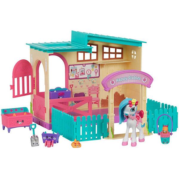 Moose Игровой набор Shopkins Happy Places Весёлая конюшня