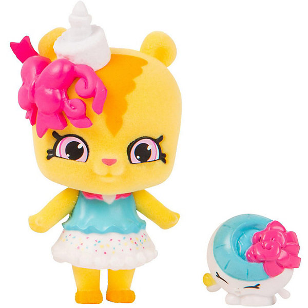 Moose Игровая фигурка Moose Shoppet + Shopkins Хип Хамстер фигурки pavone фигурка девушка pavone