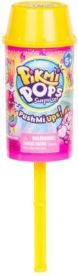 Набор с героем и конфетти Moose  Pikmi Pops  Pushmi Ups, в закрытой упаковке, артикул:9635552 - Игровые и коллекционные фигурки