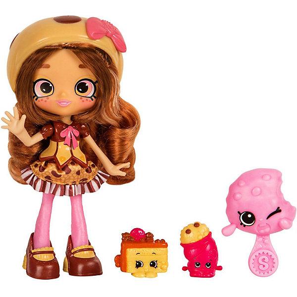 Moose Мини-кукла Shopkins Shoppies Печенька Коко