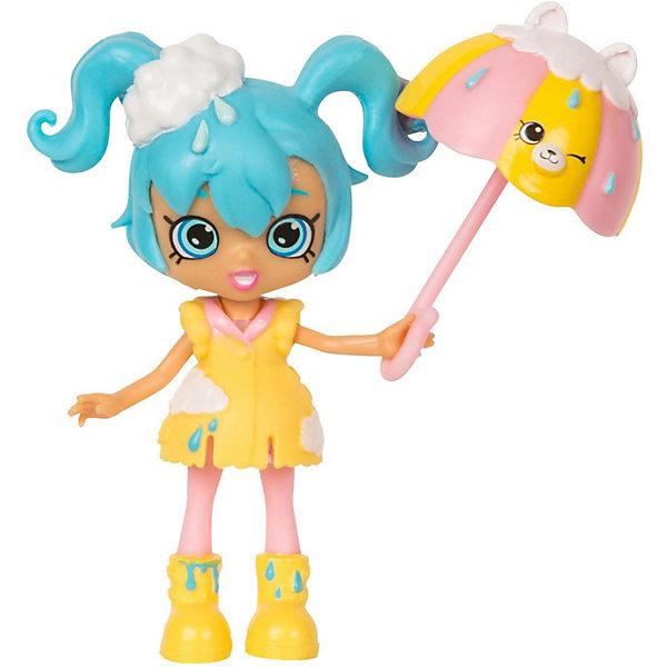 Набор с куклой Shoppie Элла Дождик , Moose, Китай, синий, Женский  - купить со скидкой