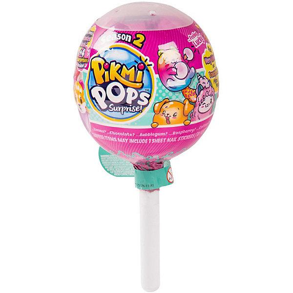 Moose Набор-сюрприз Moose Pikmi Pops, в закрытой упаковке плюшевые аниме подушки игрушки wow sm288