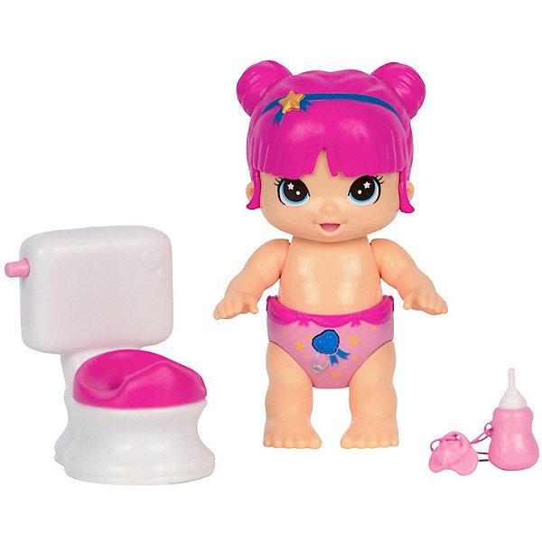 Купить Малышка Bizzy Bubs Хлоя с горшком, Moose, Китай, розовый, Женский