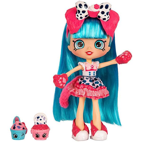 Купить Мини-кукла Moose Shopkins Shoppies Джессикекс, Китай, синий, Женский