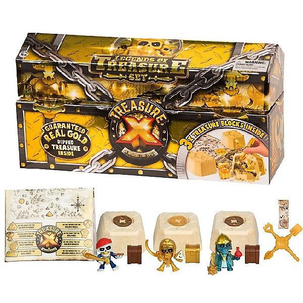 Moose Мега игровой набор Treasure X В поисках сокровищ