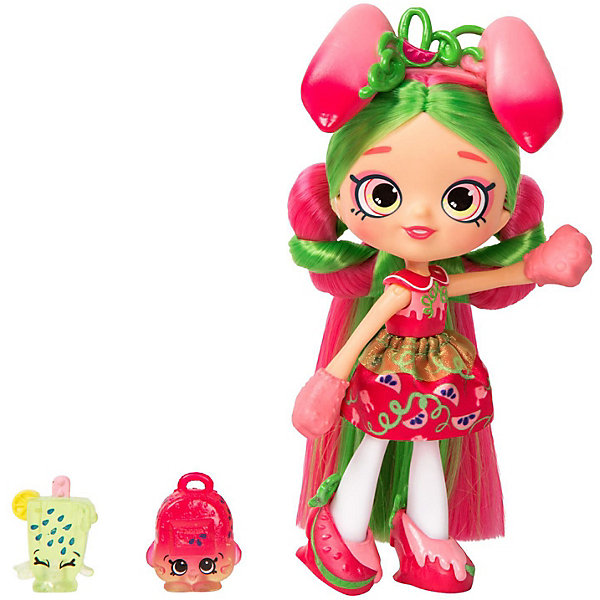 Купить Кукла Shoppies - Арбузинка Пиппа, Moose, Китай, розовый, Женский