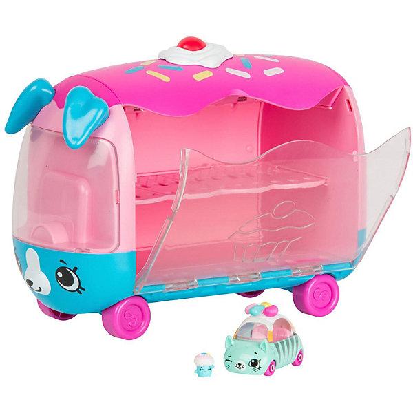 Купить Игровой набор Moose Shopkins Cutie Cars Фургон коллекционера, Китай, розовый, Женский