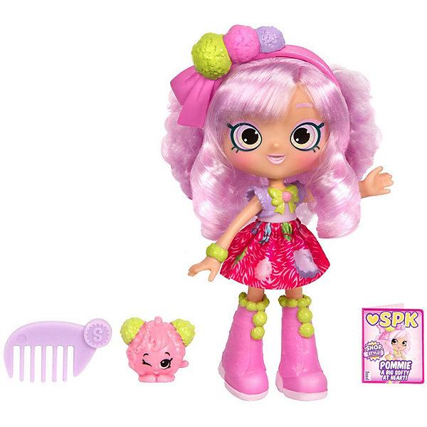 Купить Кукла Shoppies ПОММИ, Moose, Китай, розовый, Женский