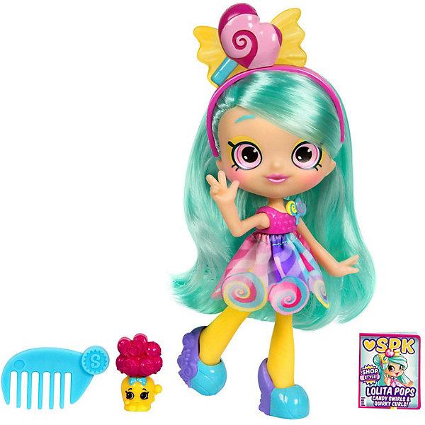 Купить Кукла Shoppies ЛОЛИТА ПОПС, Moose, Китай, зеленый, Женский