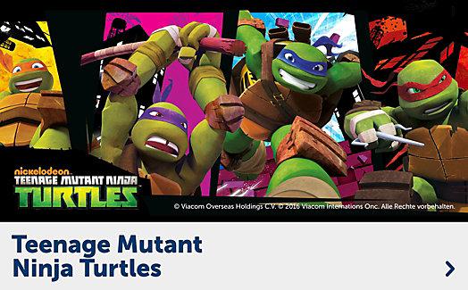 Teenage Mutant Ninja Turtles Fanartikel Online Kaufen Mytoys