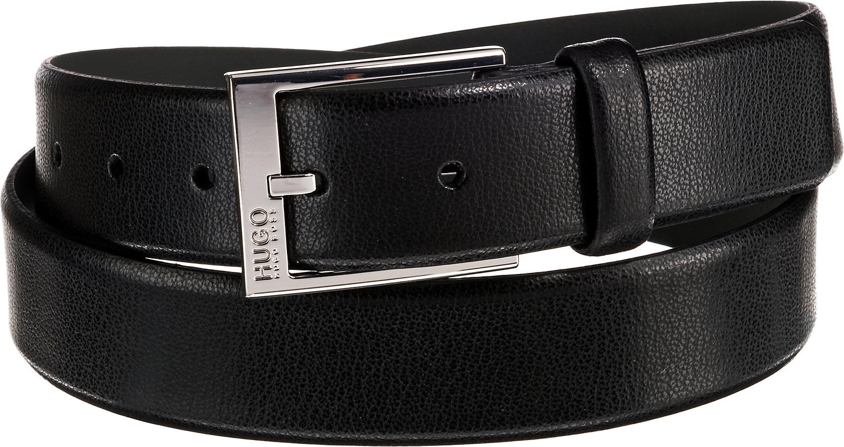 Neu Hugo Boss Model  Gellot    Gürtel 10235211 für Herren       Luxus  5a8a3f