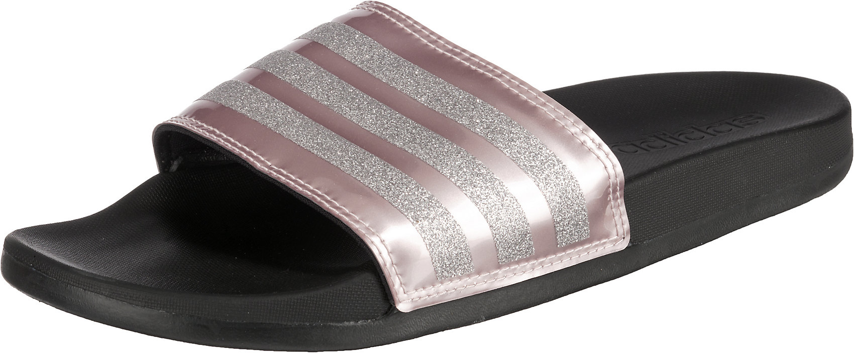 Details zu Neu adidas Performance ADILETTE COMFORT Badelatschen 10087214  für Damen