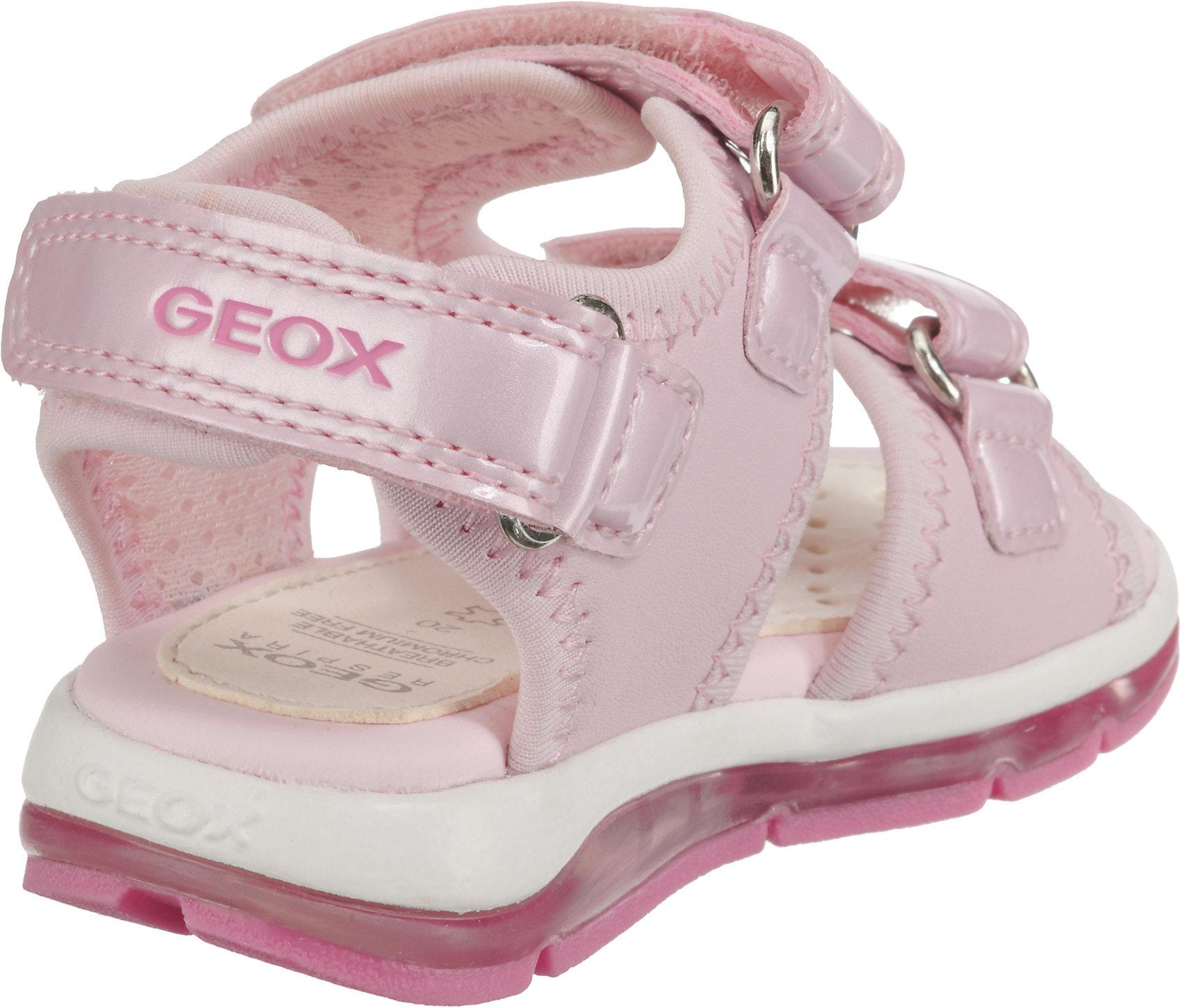 Geox Baby Sandalen Blinkies TODO GIRL für Mädchen | OTTO