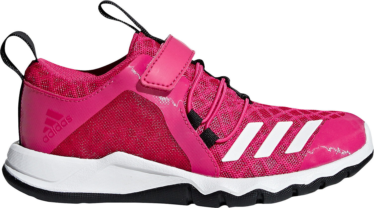 adidas Performance, Sportschuhe RAPIDA FLEX EL K für Mädchen, mehrfarbig
