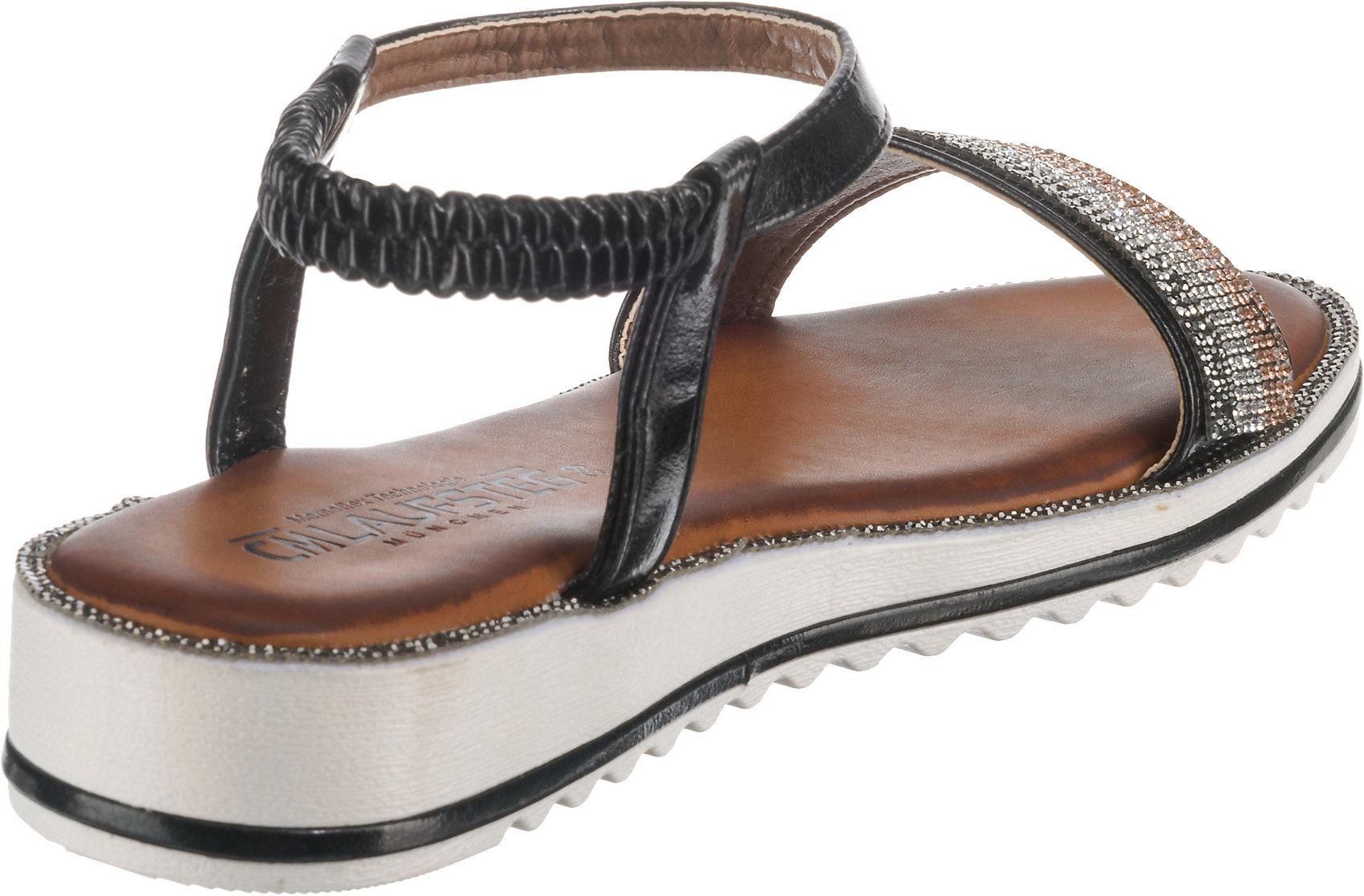 Neu Laufsteg München Klassische Sandaletten Sandaletten Sandaletten 10227587 für Damen 422264