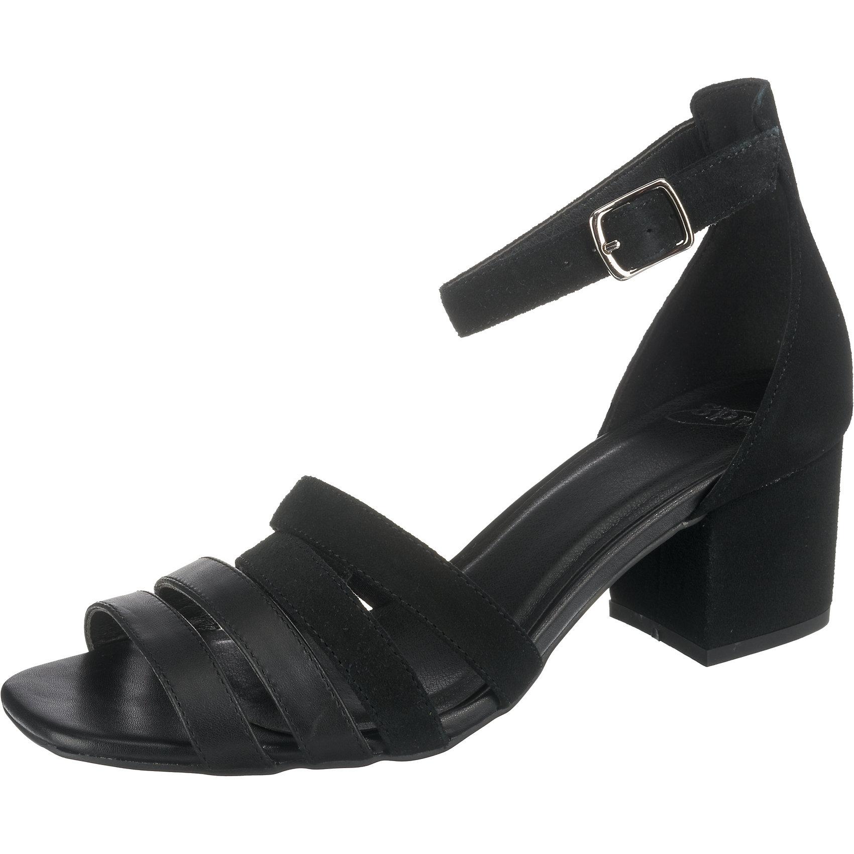 Für Neu Sandaletten Spm Damen Irinstrap 10365563 Klassische Schwarz wrZX6Aqrt