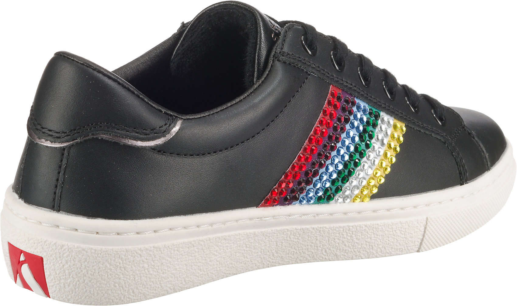 Neu SKECHERS GOLDIE RAINBOW ROCKERS Sneakers Low 10412191 P0bIj