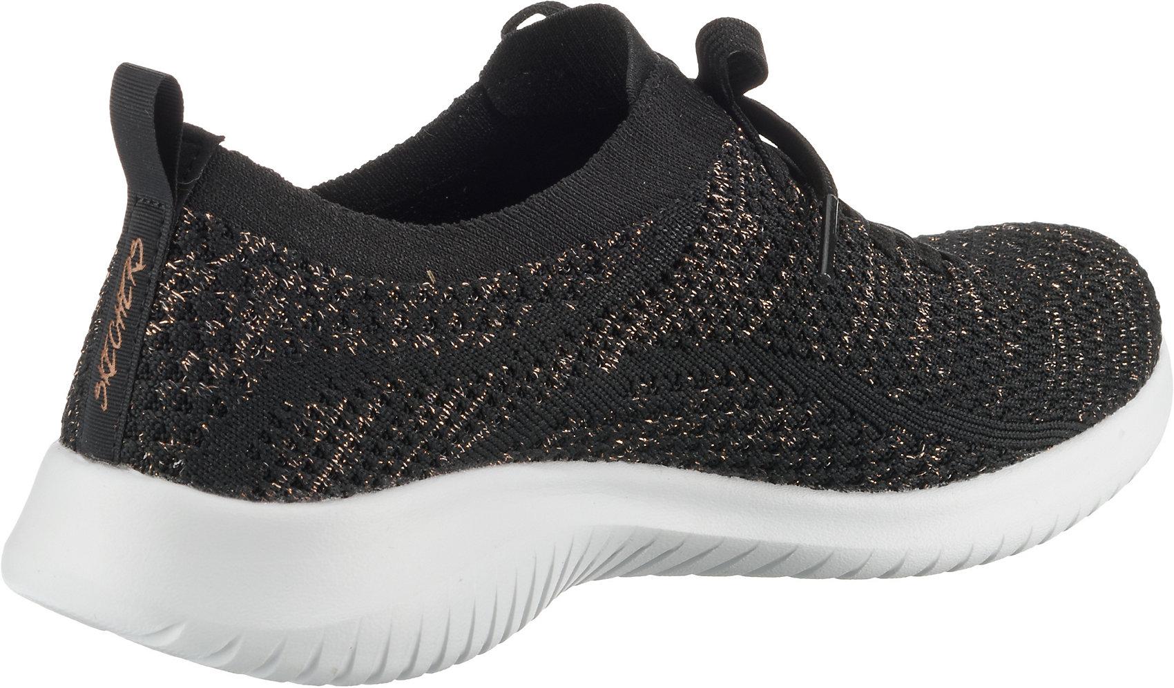 Neu SKECHERS ULTRA FLEX SALUTATIONS Sneakers Low 10412426 96IoN