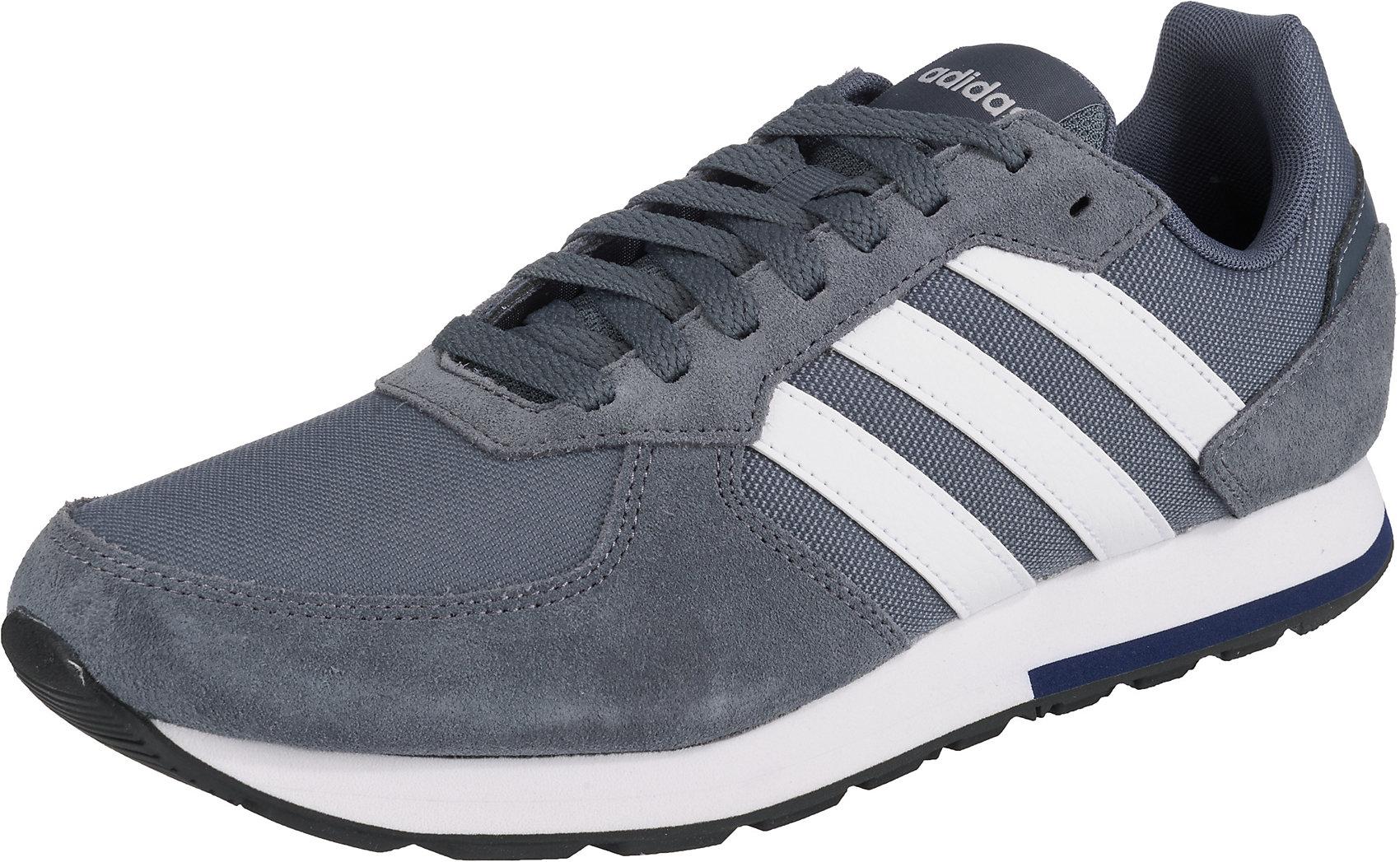 Details zu Neu adidas Sport Inspired 8K Sneakers Low 10414019 für Herren grau