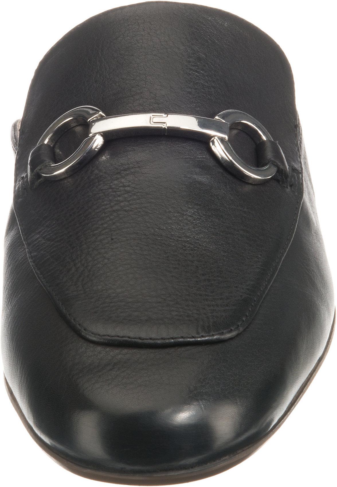 Neu Unisa Loafers 10492076 für Damen schwarz weiß