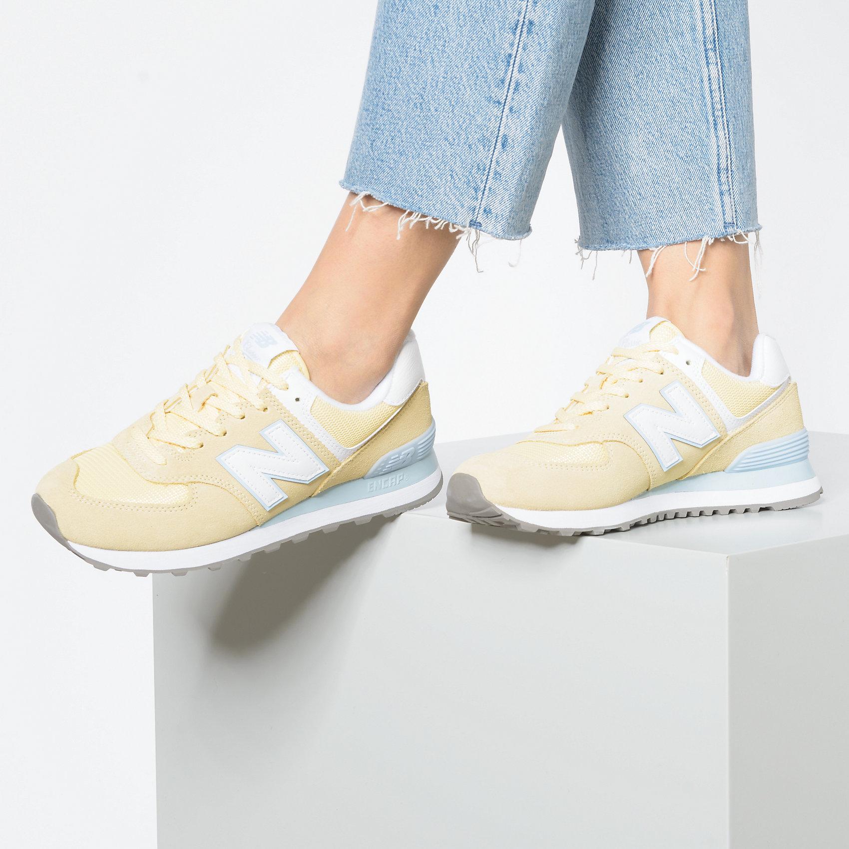 New Zu Beige Grün Für Sneakers Low Balance Neu Damen Wl574 Details Rosa 10527943 TFKJlc1