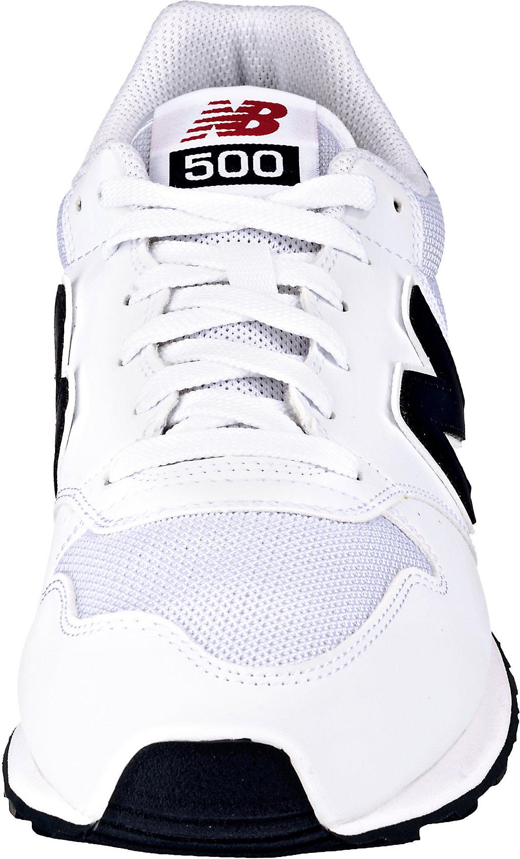 Details zu Neu new balance GM500 Sneakers Low 10528272 für Herren grau