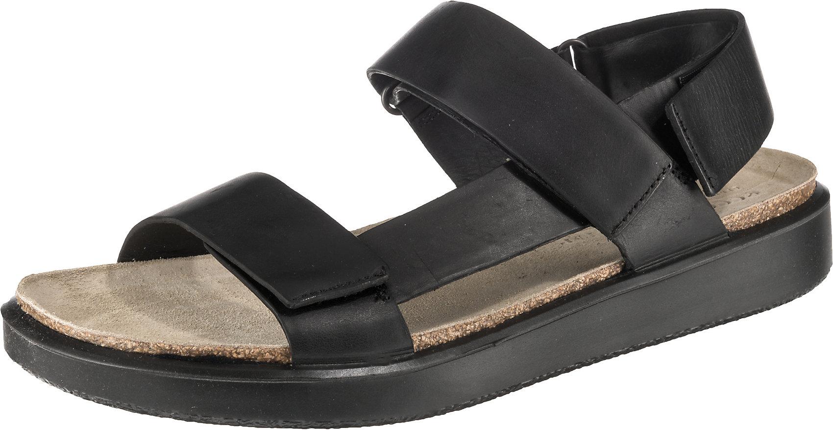 Details zu Neu ecco CORKSPHERE Klassische Sandalen 10546806 für Herren schwarz