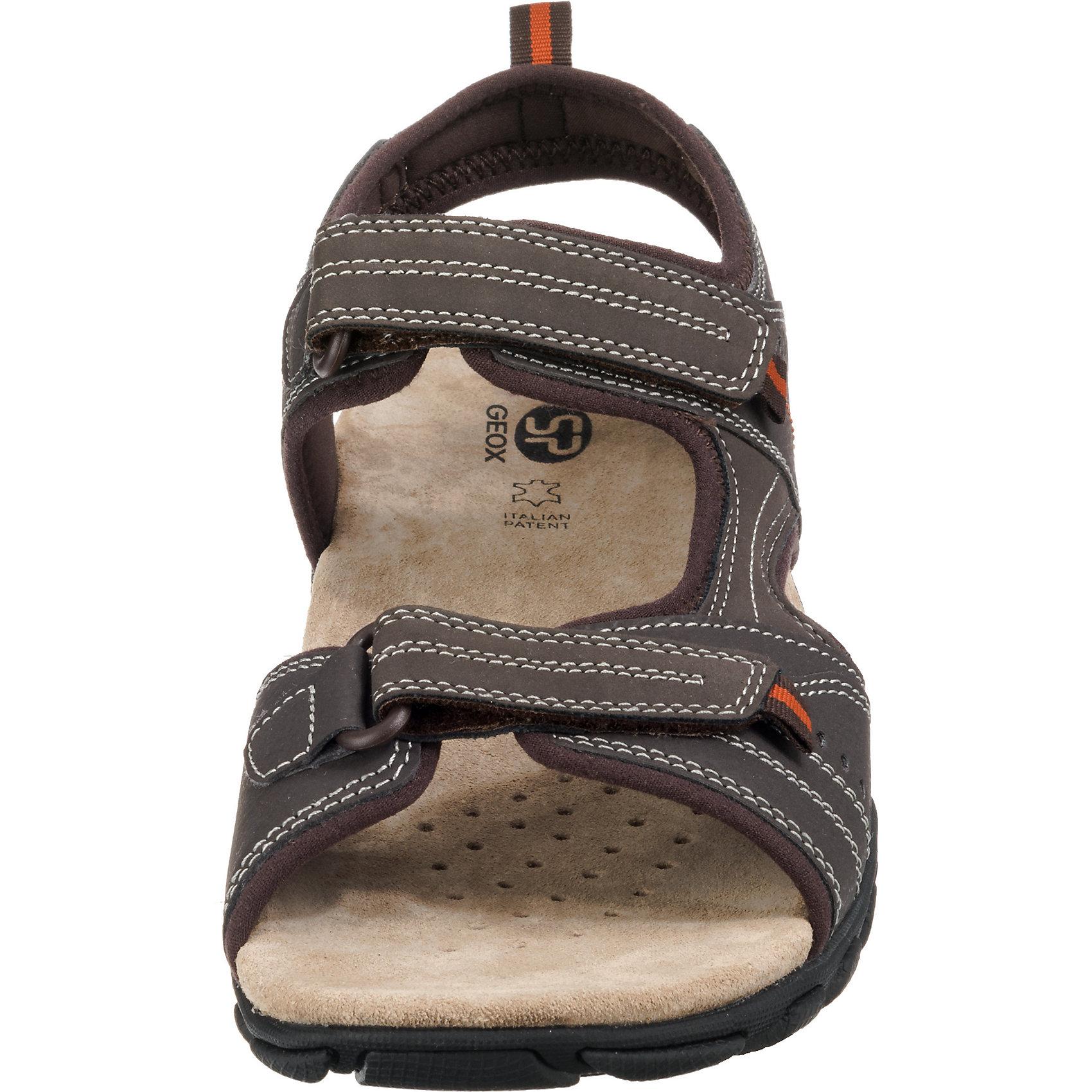 Neu GEOX Komfort-Sandalen 10589281 für Herren braun      6bf9f4