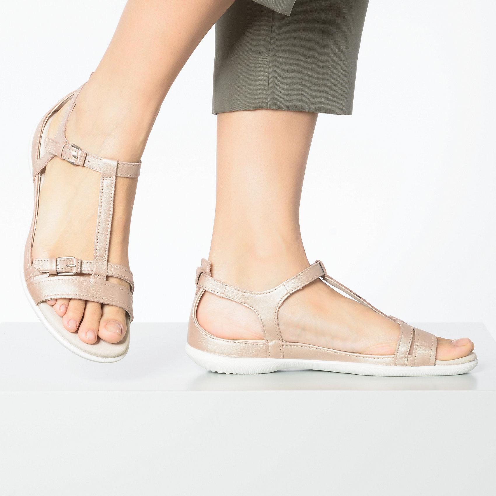 ecco, Ecco Flash Komfort Sandalen, schwarz