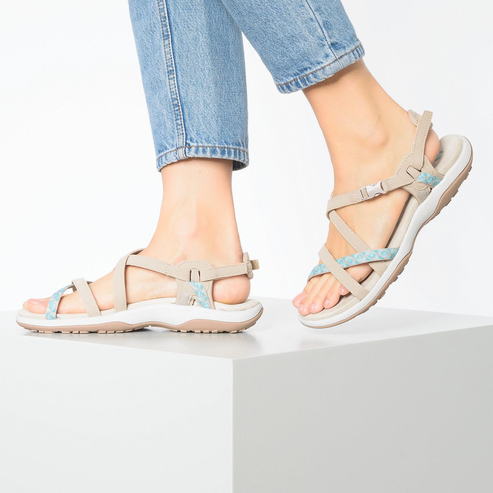 Skechers Women's Reggae Slim Vacay Sandals