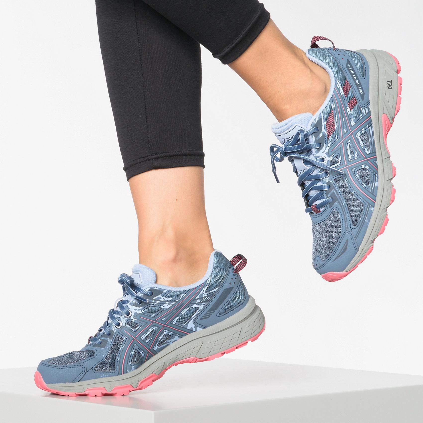 Neu ASICS GEL-VENTURE 6 Trailrunningschuhe Trailrunningschuhe Trailrunningschuhe 10753224 für Damen blau fff4a9