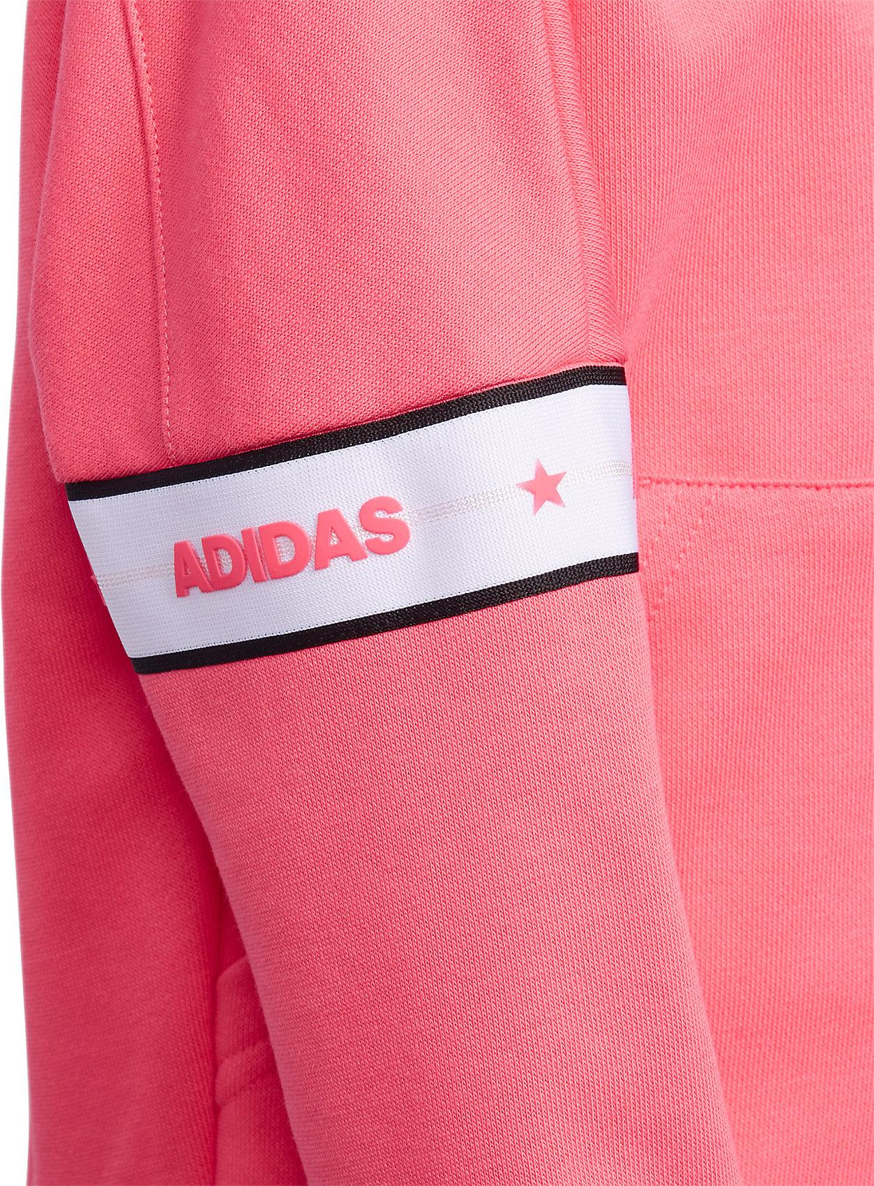 Details zu Neu adidas Performance Sweatjacke LG FT KN für Mädchen 11156512 für Mädchen
