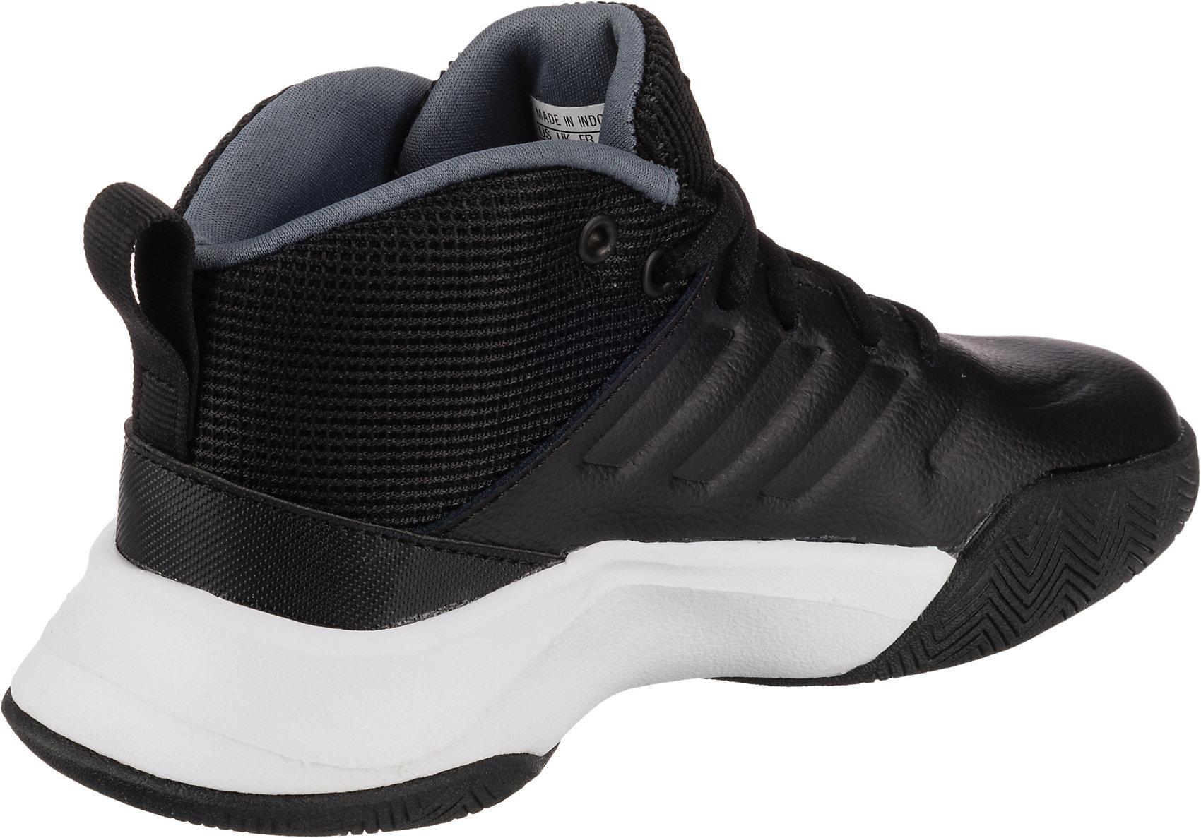 Details zu Neu adidas Performance Basketballschuhe OWNTHEGAME K WIDE für Jungen 11174659