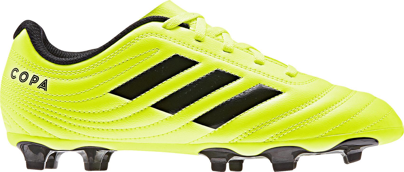 adidas Performance, Fussballschuhe COPA 19.4 FG für Jungen, schwarz