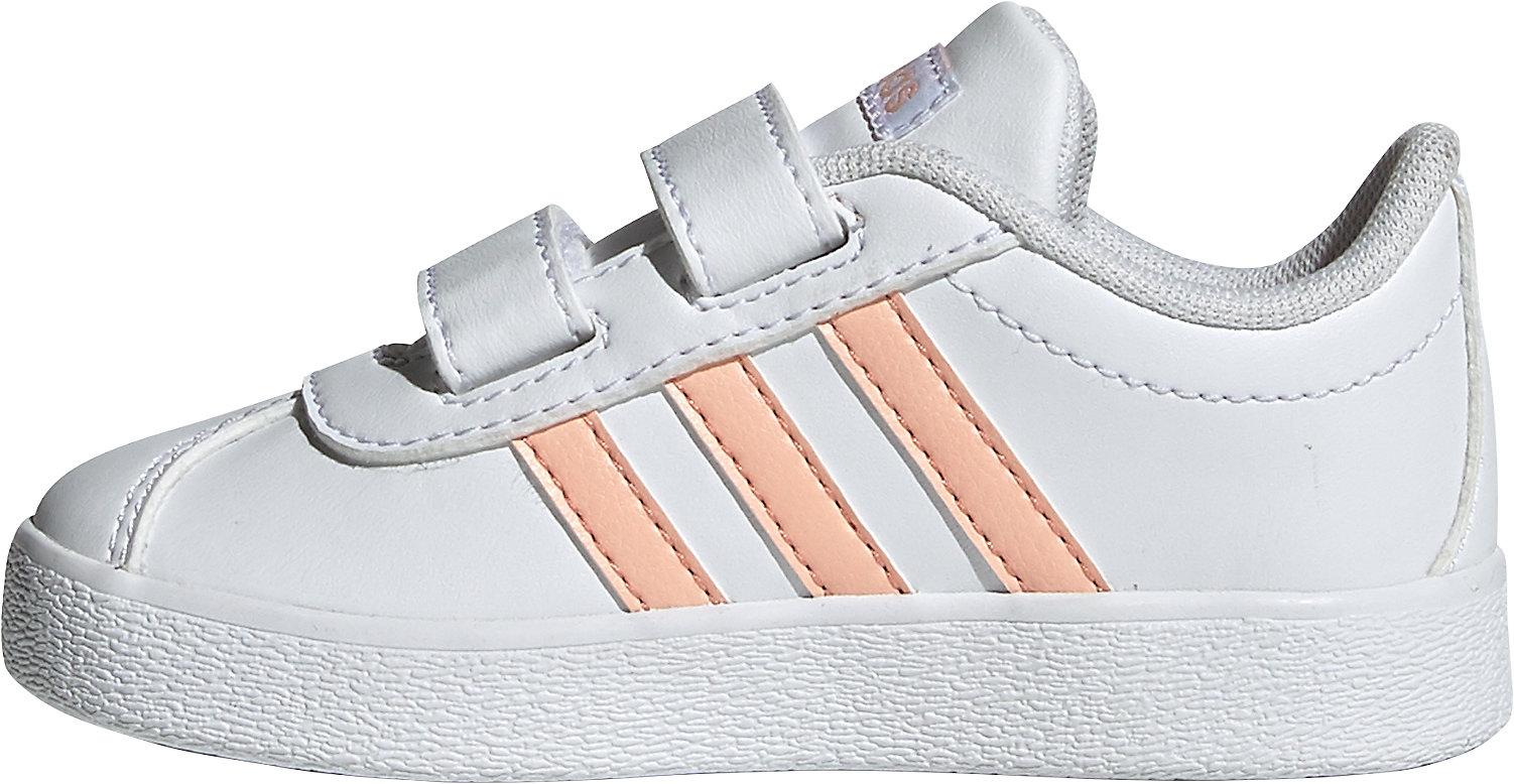 Details zu adidas Sport Inspired Baby Sneakers Low VL COURT 2.0 CMF I für Jungen 11178001