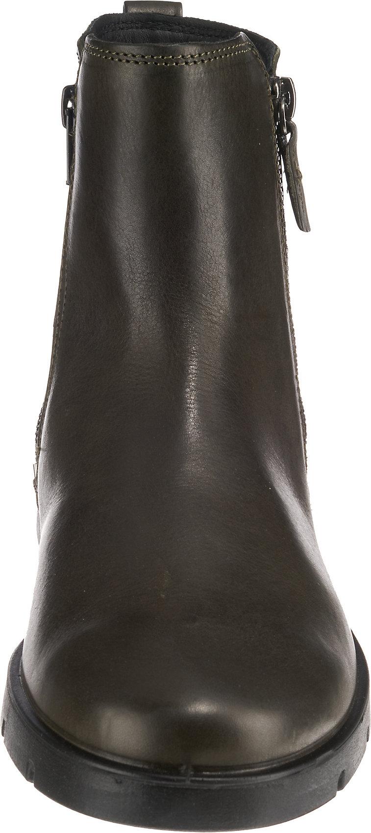 Details zu Neu Ecco Bella Klassische Stiefeletten 11373499 für Damen dunkelgrün