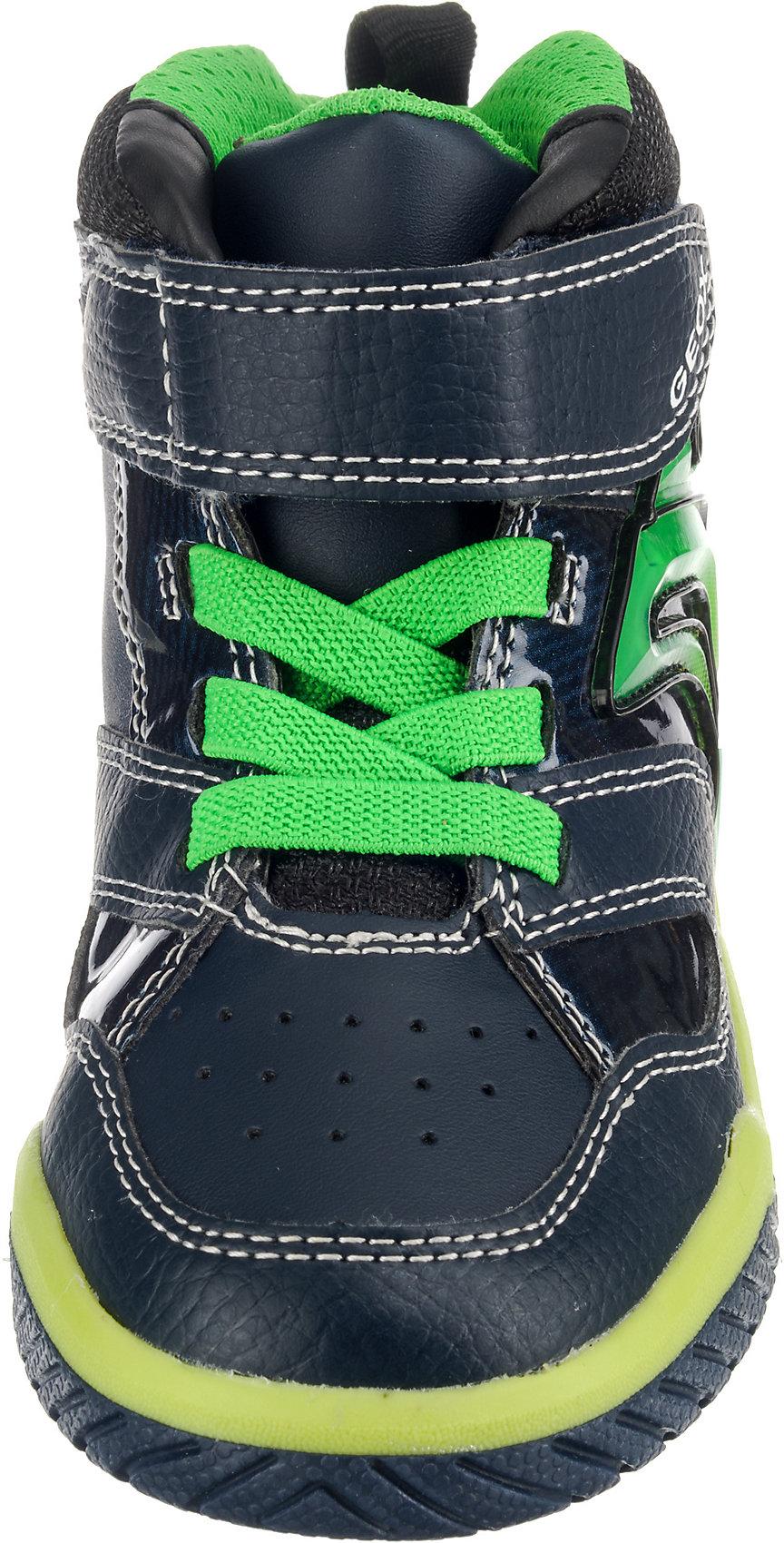 Details zu Neu GEOX Sneakers High INEK Blinkies für Jungen 11396800 für Jungen