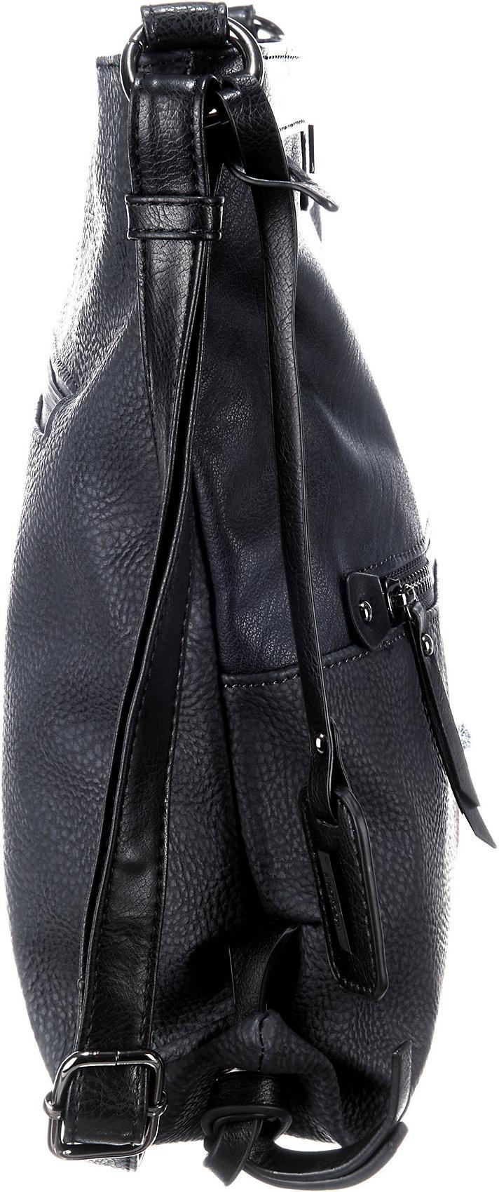 Details zu Neu rieker Umhängetasche 11552573 für Damen blau weiß kombi