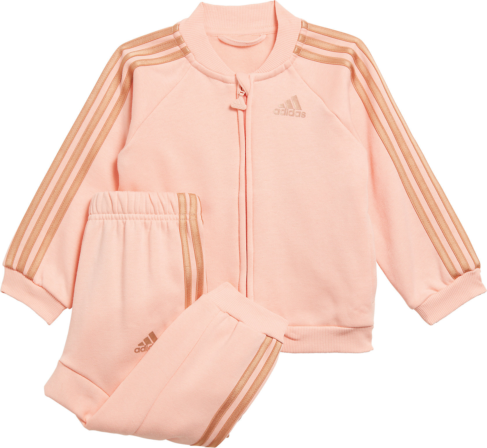 Details zu Neu adidas Performance Baby Jogginganzug HOLIDAY für Mädchen 11673877