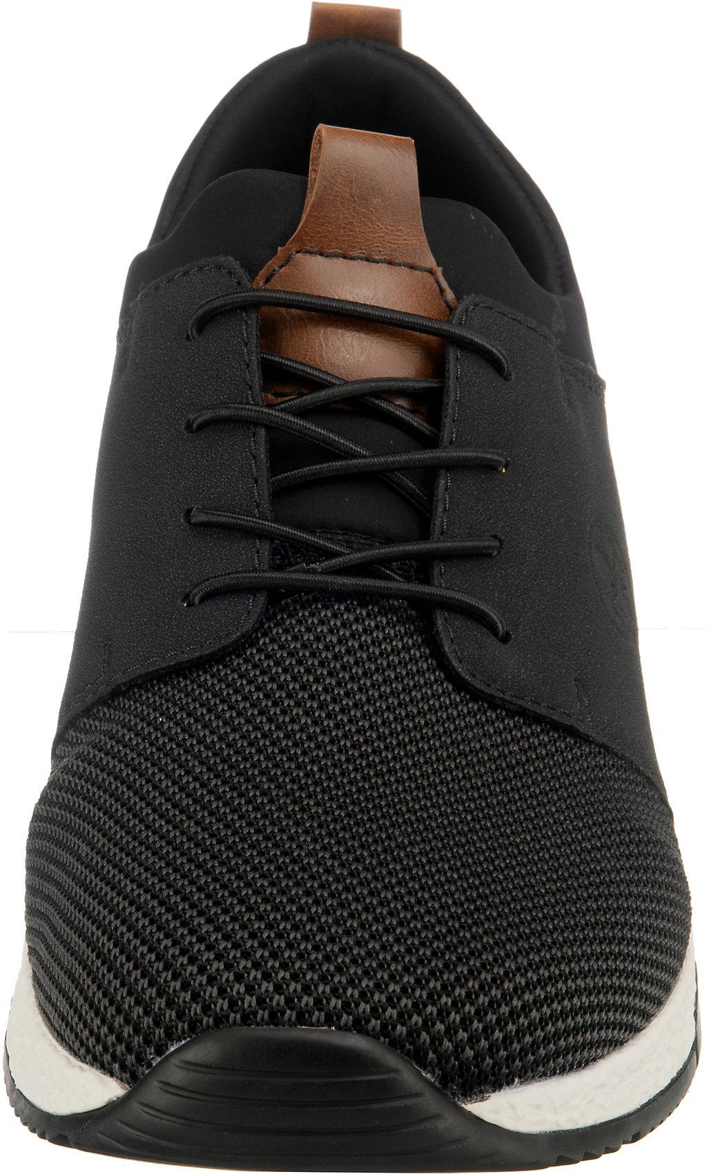 Indexbild 4 - Neu rieker Sneakers Low 12842477 für Herren schwarz