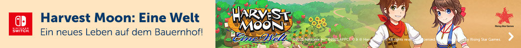 Nintendo - Harvest Moon Creatives