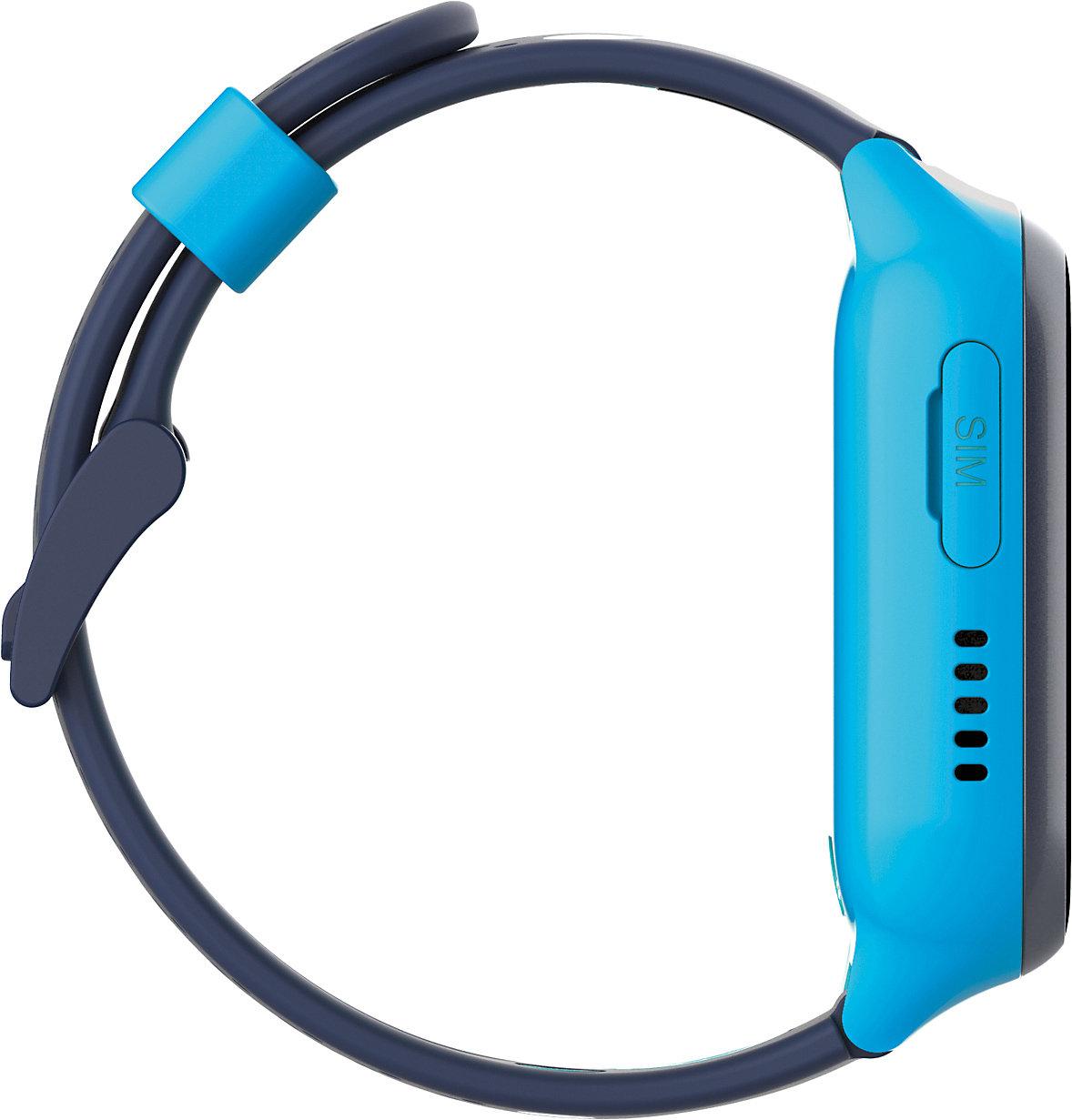neu xplora 4  smartwatch für kinder  sim free blau