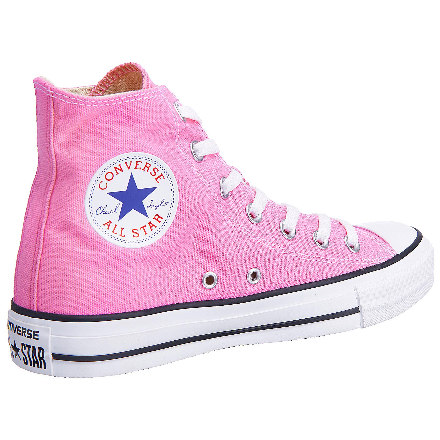 Neu CONVERSE Chuck Taylor All Star High Sneakers 5703260 für Damen rosa