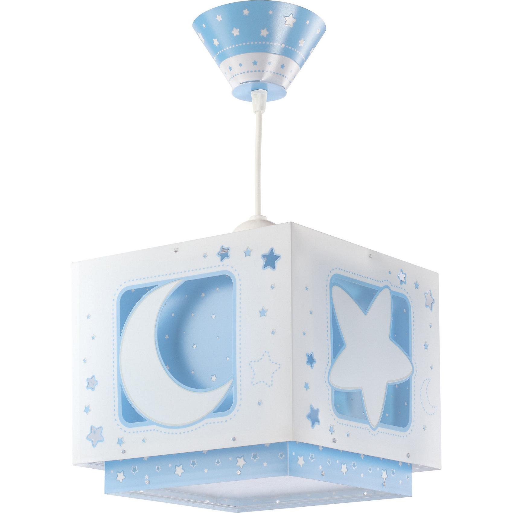Dalber 63232T Hängeleuchte blauer Mond Kinderzimmer Lampe leuchte | eBay