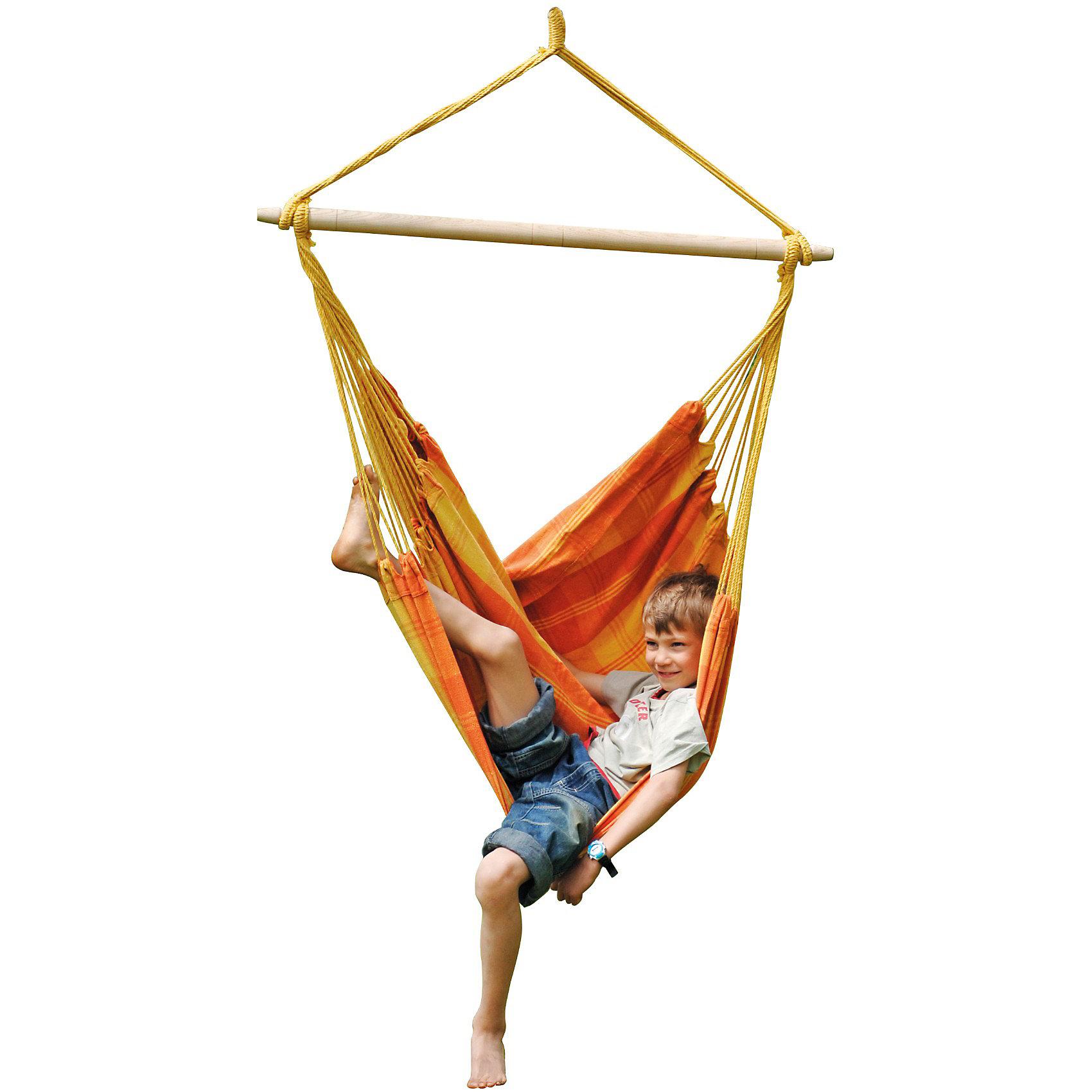 Neu Neu Neu Amazonas Hängesessel Relax VULCANO 6071446 Orange   Qualität und Verbraucher an erster Stelle    Ausgezeichneter Wert  d79dd2